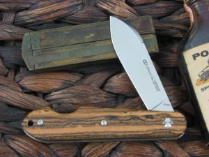 Viper Cutlery EZ Open with Bocote Wood handles VPCK0411
