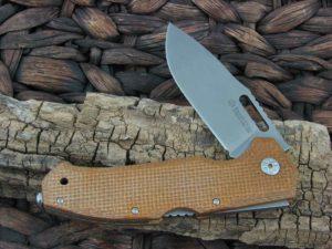 Maserin Cutlery Nimrod with Desert Micarta handles 480MD