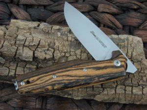 Viper Cutlery Dan1 with Bocote Wood handles V5928BC