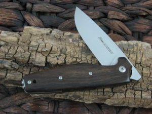 Viper Cutlery Dan1 with Zircote Wood handles V5928ZI