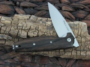 Viper Cutlery Dan2 with Zircote Wood handles V5930ZI