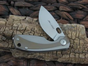 Viper Cutlery Lille with Bronze Titanium handles V5962TIBR