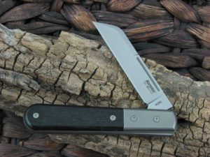 Lion Steel Sheepfoot Jack with Ebony Wood handles CK0115