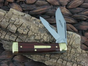 Great Eastern Cutlery Buffalo Jack Gunstock Satin Northfield Cocobolo Wood 441218