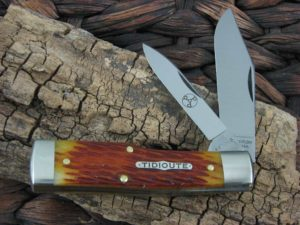 Great Eastern Cutlery Buffalo Jack Gunstock Tidioute Goldenrod Bone 441218