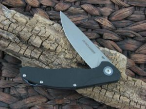 Viper Cutlery Orso with Black G10 handles V5968GB
