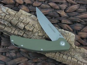 Viper Cutlery Orso with OD Green G10 handles V5968GG