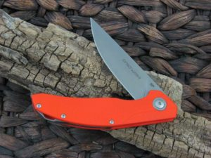 Viper Cutlery Orso with Orange G10 handles V5968GO
