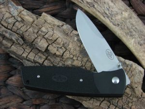 Fallkniven Workhorse with Grilon frame and LamCos blade PXLwh