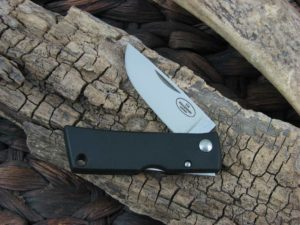 Fallkniven Bear Claw with Grilon frame and LamSGPS blade U4
