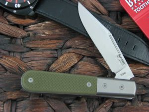 Lion Steel Shuffler Clip Jack OD G10 Handles M390 Steel CK0112