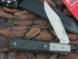 Lion Steel Shuffler Clip Jack Random Carbon Fiber Handles M390 Steel CK0112