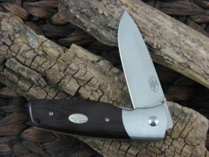 Fallkniven PXL with Maroon Micarta handles and 3G blade PXLMM