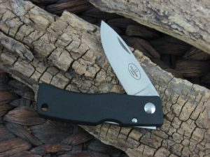 Fallkniven Gemini with Zytel frame and LamSGPS blade U2