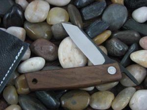Hiroaki Ohta FK5 with Brazilian Walnut Wood handles