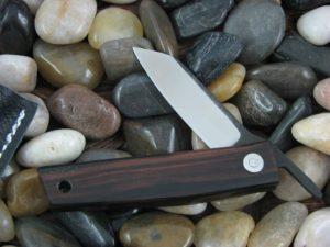 Hiroaki Ohta FK5 with Ebony Wood handles
