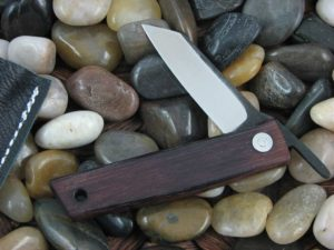 Hiroaki Ohta FK5 with Purple Heart Wood handles