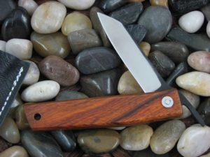 Hiroaki Ohta FK7P with Desert Ironwood handles