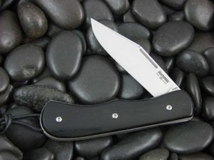 Lion Steel Clip Jack with Ebony Wood handles CK0212EB