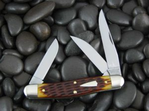 Great Eastern Cutlery Dixie Stockman Tidioute Copperhead Jigged Bone 828318