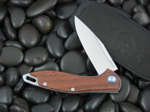 MKM Burnley Mercury Cutlery Fara with Santos Wood handles MKMY01S