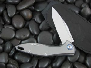 MKM Burnley Mercury Cutlery Fara with Titanium handles MKMY01T
