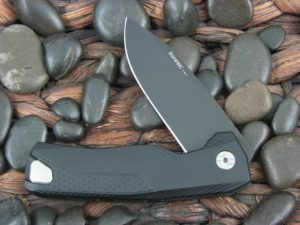 LionSteel Knives ROK with Black Aluminum frame ROK ABB