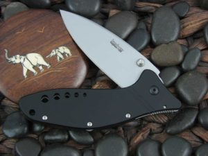 Kershaw Cyclone with Black Aluminum frame 1630