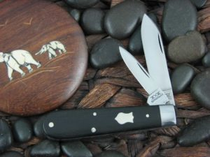 Schatt & Morgan Heritage Jack with Ebony Wood handles 1193