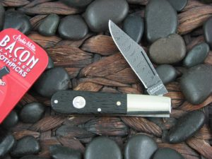 Boker Cutlery Barlow with Bog Oak Wood handles 100600DAM