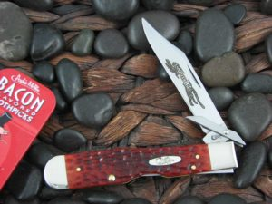 Case Knives Cheetah with Chestnut Bone handles CA07019