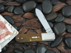 Case Knives Barlow with Smooth Antique Bone handles CA58199