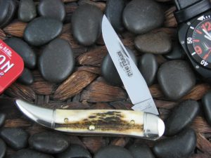 Great Eastern Cutlery Northfield Toothpick with Stag handles 128119