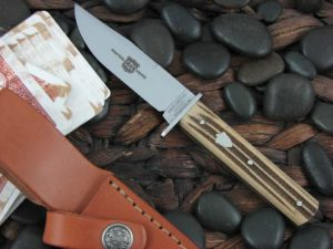 Great Eastern Cutlery H10 with Woodland Muslin handles