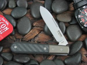 lionSteel Spear Jack with Bronze Anodized Titanium Bolsters Carbon Fiber handles CK0111