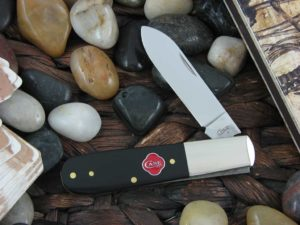 Case Knives Barlow with Black Synthetic handles CA31274