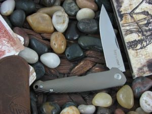 Viper Knives Key with 3D Bronze Titanium handles V5976D3BR
