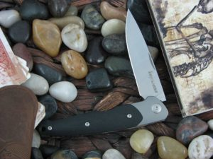 Viper Knives Key with Black G10 handles V5978FGB