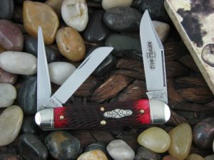 Great Eastern Cutlery Stockyard Whittler Northfield Blood Red Bone 291319