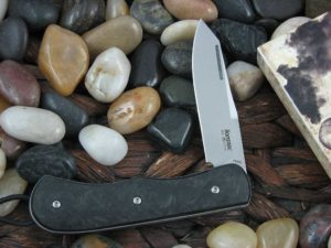 lionSteel Spear Jack with Random Carbon Fiber handles CK0213RCF