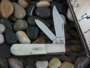 Case Knives Barlow with Natural Bone handles CA13055