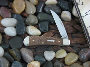 Case Knives Swayback Jack with Sycamore Wood handles CA27269