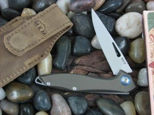 MKM Burnley Mercury Cutlery Cellina with Bronze Titanium handles MKMY02TBR
