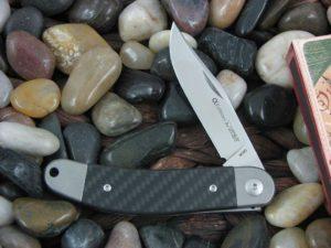 Viper Knives Sowbelly Carbon Fiber handles M390 blade steel VPCK0712FC