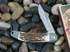 Viper Knives Sowbelly with Stag handles VPCK0712ST