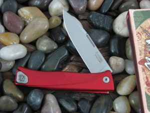 lionSteel Thrill with Red Anodized Aluminum frame TLARS