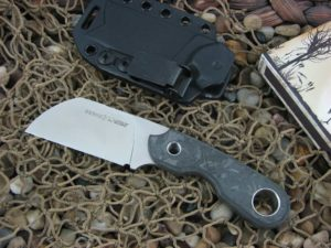Viper Cutlery Berus2 with Marble Carbon Fiber handles