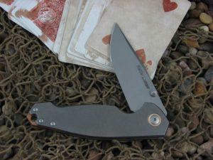 Viper Cutlery Katla with Titanium handles V5982TI
