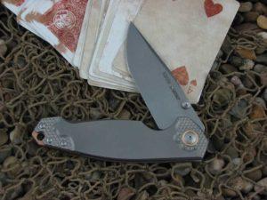 Viper Cutlery Katla with 3D Titanium handles V5982TI3D