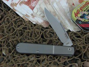 lionSteel Barlow Jack with Titanium handles CKS0112GYP